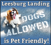 Leesburg Landing is a Pet Friendly Park